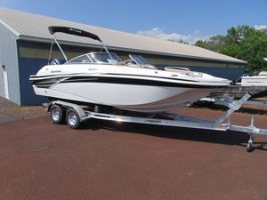 New Hurricane SD 217 OBSD 217 OB Deck Boat For Sale