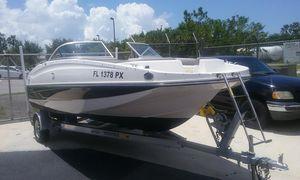 Used Bayliner 190 Deck Boat Cruiser Boat For Sale