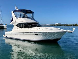 Used Silverton 34 Convertible34 Convertible Motor Yacht For Sale