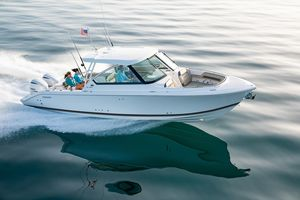 Used Pursuit 325 DC325 DC Dual Console Boat For Sale