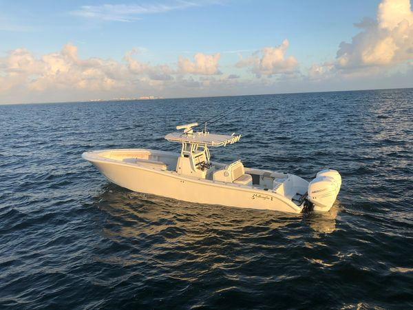 Used Yellowfin 3636 Center Console Fishing Boat For Sale