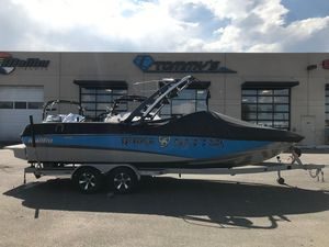 Used Malibu 247247 Ski and Wakeboard Boat For Sale