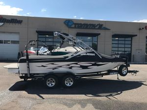 Used Calabria Cal Air Pro VIICal Air Pro VII Ski and Wakeboard Boat For Sale