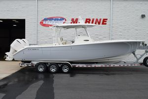 New Cobia 320CC320CC Center Console Fishing Boat For Sale