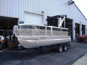Used South Bay 220 CR220 CR Pontoon Boat For Sale