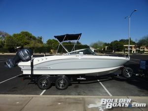 New Chaparral 21 H2O Ski & Fish21 H2O Ski & Fish Ski and Fish Boat For Sale