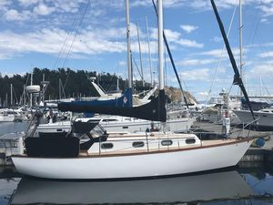 Used Cape Dory 28 Sloop Cruiser Sailboat For Sale