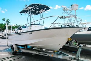 Used Boston Whaler 190 Montauk Sports Cruiser Boat For Sale