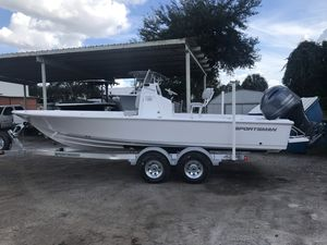 New Sportsman 234 SBX234 SBX Bay Boat For Sale
