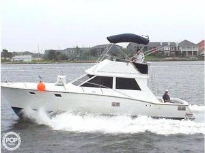 Used Trojan F-36 Sports Fishing Boat For Sale