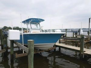 Used Sportsman Open 252 Center ConsoleOpen 252 Center Console Center Console Fishing Boat For Sale