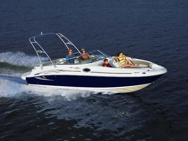 New Sea Ray 240 Sundancer Bowrider Boat For Sale