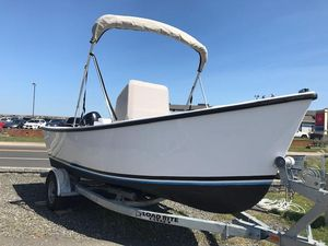 Used Allied Boat Works 17 Explorer Center Console Fishing Boat For Sale