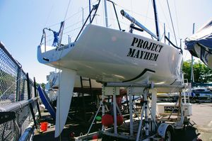 Used Farr 30 Daysailer Sailboat For Sale