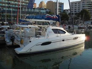 Used Leopard 39 Catamaran Sailboat For Sale