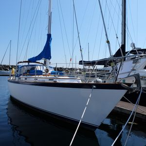 Used Formosa Cutter Sailboat For Sale