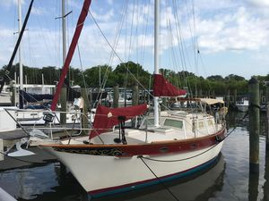Used Csy 33 Cruiser Sailboat For Sale