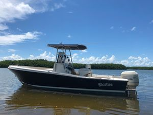 Used Mako 224 CC Center Console Fishing Boat For Sale