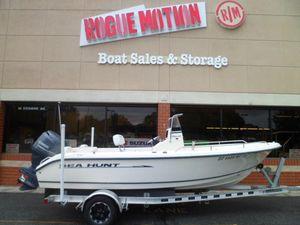 Used Sea Hunt 186 Triton Center Console Fishing Boat For Sale