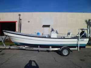 Used Panga Super Sport Center Console Fishing Boat For Sale