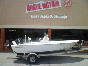 Used Tidewater 1800 Baymax Center Console Fishing Boat For Sale