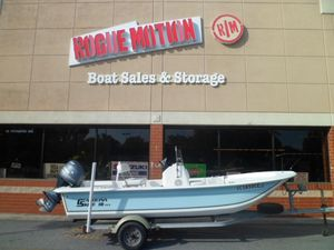 Used Carolina Skiff Jvx18cc Center Console Fishing Boat For Sale