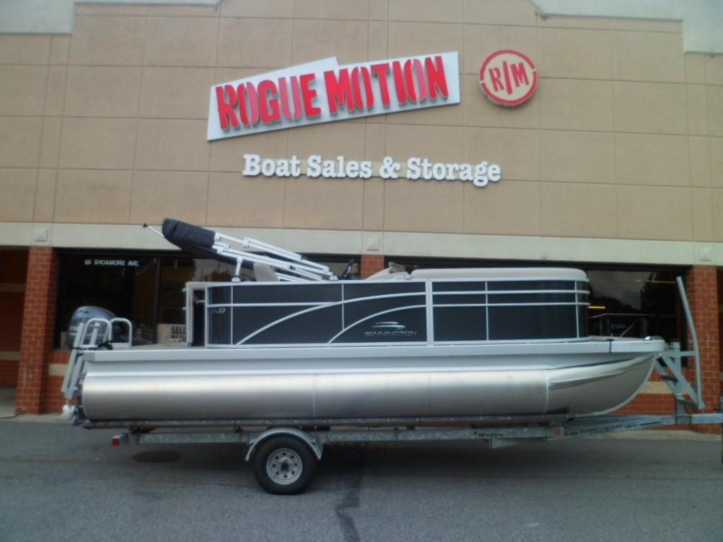 2017 Used Bennington 20 Slx Pontoon Boat For Sale 28 500
