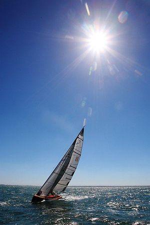 Used Latitude 46 Tofinou 8M Daysailer Sailboat For Sale