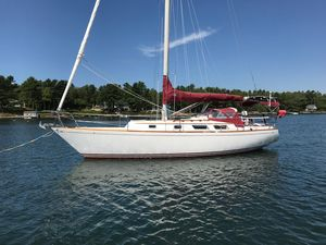 Used Bristol 35.5 Racer and Cruiser Sailboat For Sale