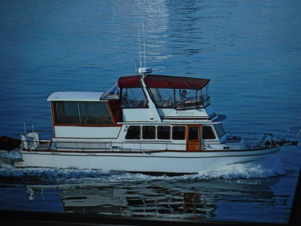 Used Californian 42 Trawler Boat For Sale
