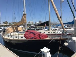 Used Endeavour 37 Plan A Cruiser Sailboat For Sale