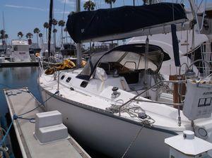 Used Hunter 37 Sloop Sailboat For Sale