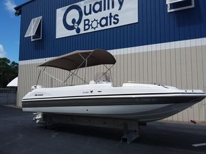 Used Hurricane 231 OB Center Console Fishing Boat For Sale