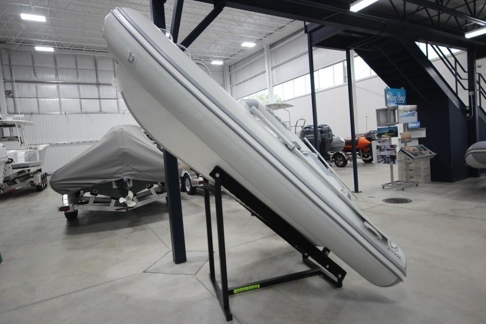 2020 New Zodiac Cadet 330 Rib ALU Deluxe Tender Boat For