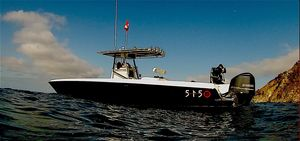 Used Contender Open Fish High Performance Boat For Sale
