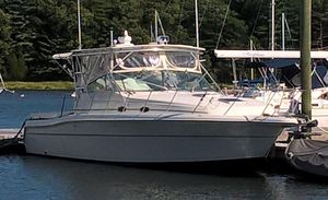 Used Stamas 36 Express Cruiser Boat For Sale