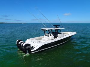 Used Hcb Speciale Center Console Fishing Boat For Sale