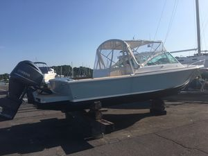 New Hunt Yachts Harrier Express Cruiser Boat For Sale