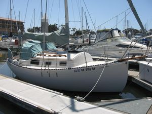 Used Pacific Seacraft Flicka 20 Sloop Sailboat For Sale