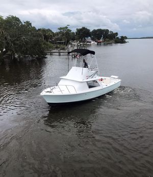 Used Bertram Sportfish Convertible Fishing Boat For Sale