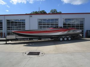 Used Skater 388 High Performance Boat For Sale