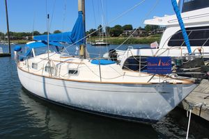 Used Hallberg-Rassy 31 Sloop Sailboat For Sale