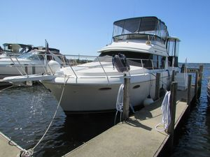 Used Carver 430 Cockpit Motor Yacht Motor Yacht For Sale