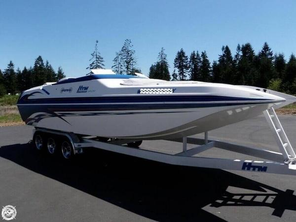 Used Htm SR 24 High Performance Boat For Sale