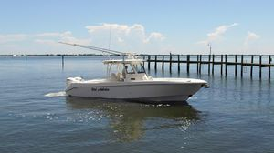 Used Everglades 325 Center Console Fishing Boat For Sale