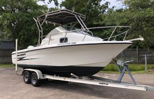 Used Hydra-Sports 212 Seahorse WA Center Console Fishing Boat For Sale