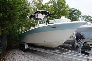 Used Sea Fox 236cc Center Console Fishing Boat For Sale