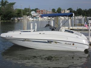 Used Mariah 214 Jubilee Bowrider Boat For Sale