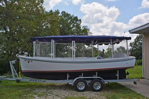 Used Duffy D-22 Bay Island Commercial Boat For Sale