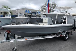 New Hewes 18 Redfisher Saltwater Fishing Boat For Sale